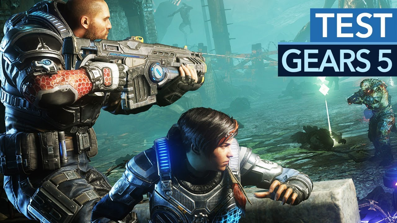 Gears 5: Der spektakulärste Shooter des Jahres - Test / Review