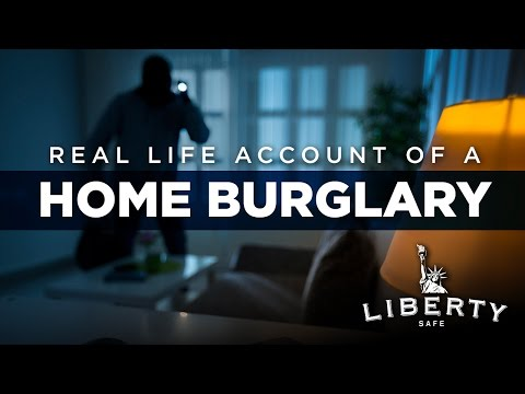 Home Burglary Real Life Account
