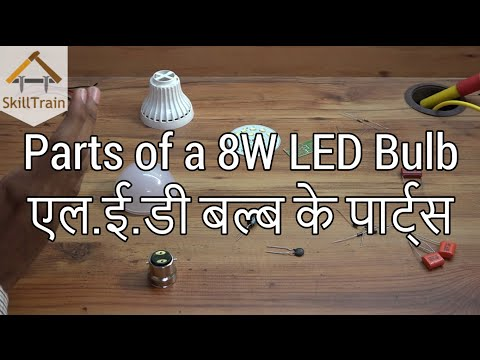 Assembling LED Bulbs