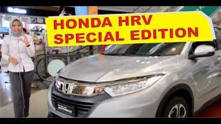 Honda HRV 1,5 L Sepecial Edition Review, Harga dan Fitur 2018