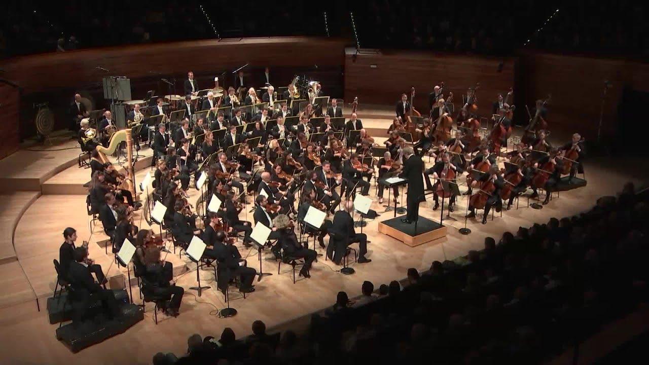 Gustav Mahler : Symphony No  9 (Hartmut Haenchen / Orchestre philharmonique  de Radio France)