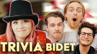 Craziest Answer in Game Show History | TRIVIA BIDET (Gus Johnson, Sam Bashor & Noah Grossman)