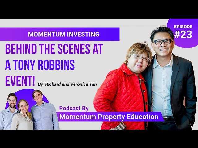 Behind the Scenes of Success - Richard and Veronica Tan