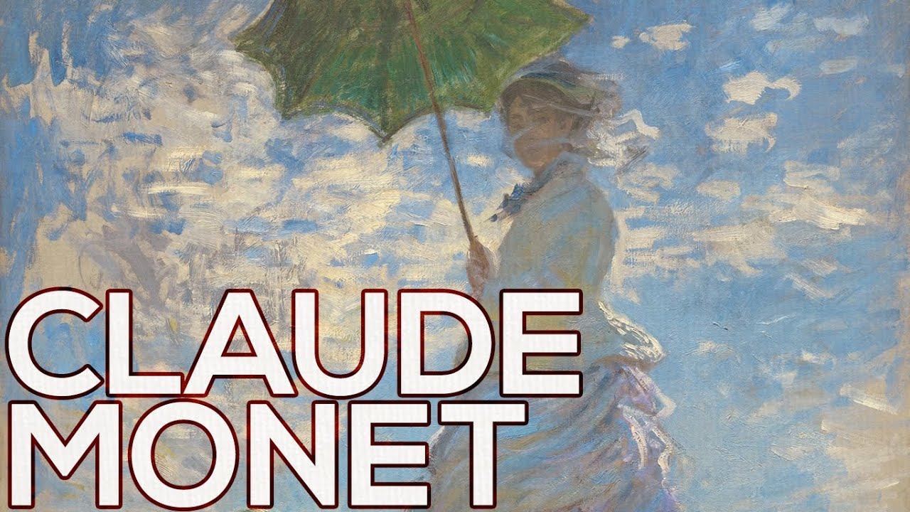 Claude Monet A Collection Of 1540 Paintings Hd