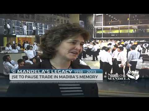 JSE to close briefly at 11am to mark Mandelas passing