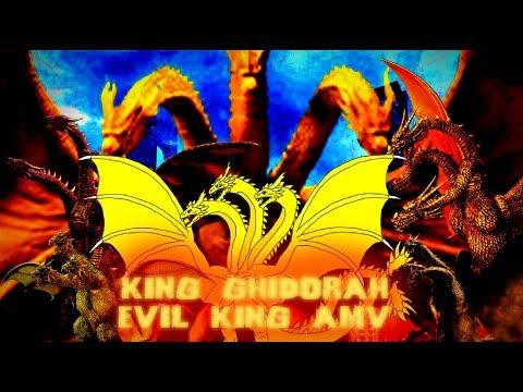 King Ghidorah Evil King AMV