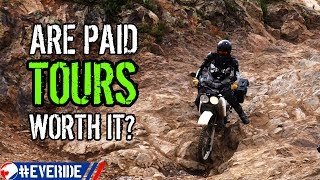 Are ADV Motorcycle Tours Worth the Money? #everide