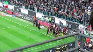 21.04.2013 Juventus gegen AC Milan (drei)