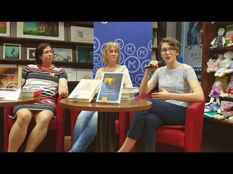 Novost Iz Založbe Mladinska Knjiga-predstavitev Romana Dekle, Ki Si Ga Zapustil