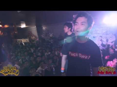 FlipTop - Abra/Apekz vs Ice Rocks/Kris Delano @ Dos Por Dos 2