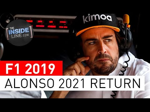 FERNANDO ALONSO: 2021 RETURN?