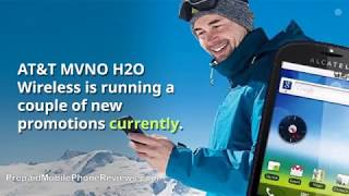 H2O Wireless Offers 4GB Data on $30 Plan for 3 Months