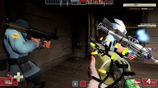 Team Fortress 2 Scout Gameplay