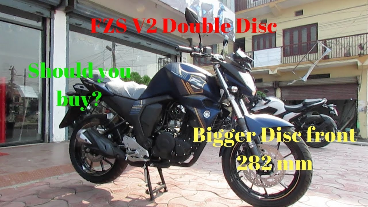 Yamaha FZS V2 (Double Disc) 2018 Nepal Test Ride Review | Should you buy???