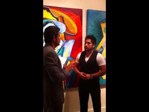 Efrain Cruz group show / art Miami / Art Basel 2010