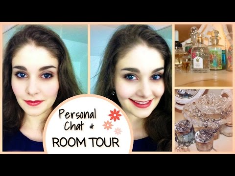Personal Chat & Room Tour | Vlog | Kathryn Morgan