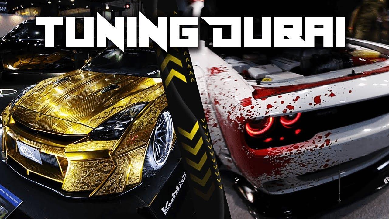 AUTO TUNING DE LUJO EN DUBAI