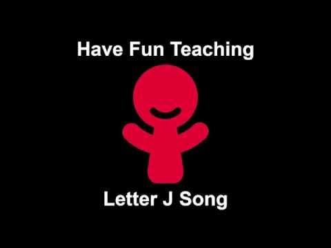 Letter J Song - Audio