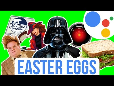 30+ Google Assistant Easter eggs in 5 minutes