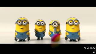 MINIONS BANANA (Despicable Me 2) [HD]