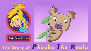 64 zoo lane phoebe the koala s02e03 hd   cartoon for kids