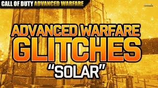 نداء الواجب: الحرب المتقدم - الطاقة الشمسية خلل من الخريطة! [AW مواطن الخلل]