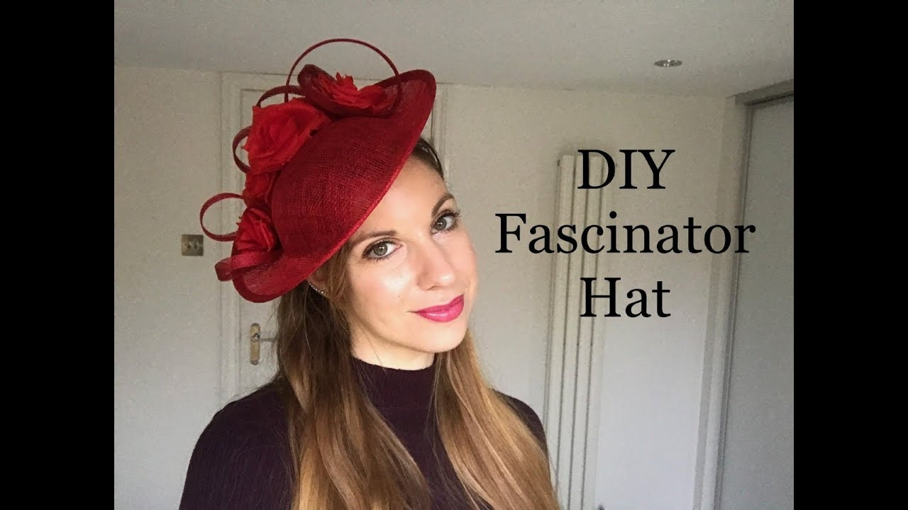 How to make a Fascinator Headpiece b417766c55a