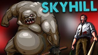 Дочурка подросла  Skyhill 3