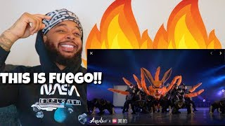 Naruto Dance Show by O-DOG (Front Row) | Reaction