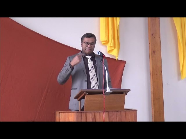 Thinking Right  -  Tamil Sermon By Elder Ebenezer ADIROUBARADJOU