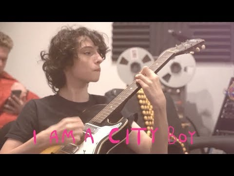 Calpurnia - City Boy (Official Video)