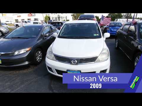 2009 Nissan Versa, 100% Application Review Policy