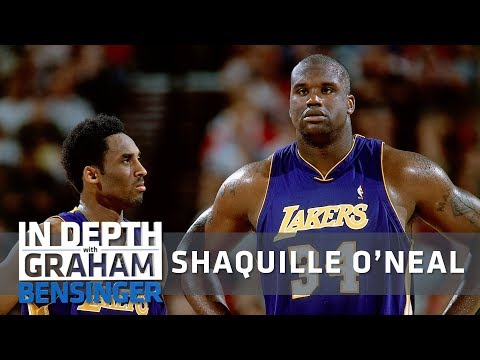 Shaq interview: Kobe Bryant and I are the best 1-2 punch ever