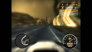 NFS MW Union Row & Ocean 2:28.17 Online Race BMW M3 GTR Nonos Nojunkman By PROxJAKE