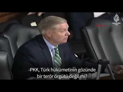 US Verteidigungsminister Ashton Carter   YPG, PYD = PKK