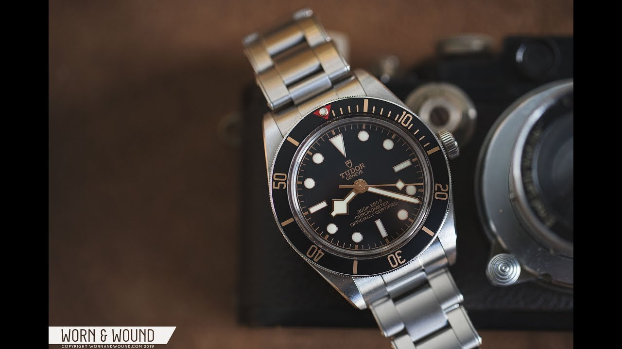 Review Tudor Black Bay Fifty Eight Youtube