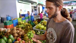 Tropical Fruit Bliss @ MEGA Farmer's Market in Costa Rica!