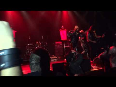 Ex Deo - The Final War (Battle of Actium) / Per Oculus Aquila [Live @ The Gramercy Theatre, NY]