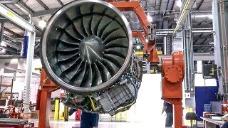 How the EJ200, Eurofighter Typhoon's engine is built, from scratch to takeoff - by Rolls-Royce plc