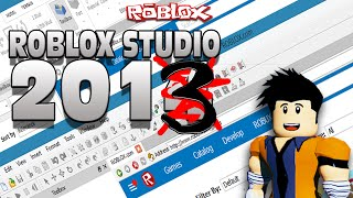 How To Change Back To Roblox Studio 2013 - Roblox Video Tutorials