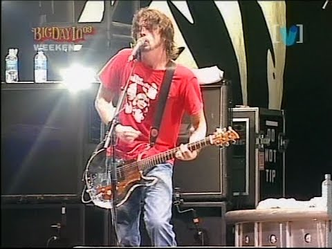 Foo Fighters - 2003-01-19 - Big Day Out, Gold Coast