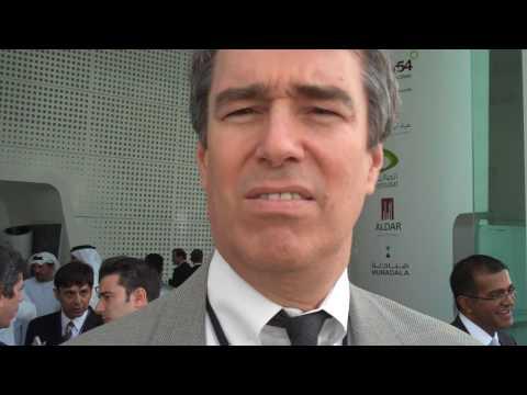 Edward Borgerding, CEO, Abu Dhabi Media Company