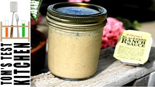 Popeye's Blackened Ranch Dressing Recipe