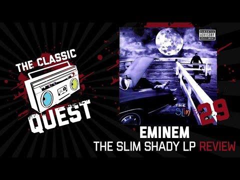 Eminem - The Slim Shady LP Review