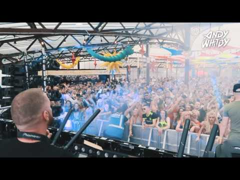 Dropping Chase & Status' 'Time' at BTID Pier on the Pier 2017