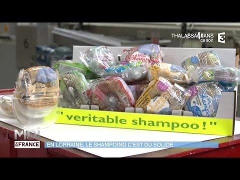 FEUILLETON : En Lorraine, Le Shampoing C'est Du Solide