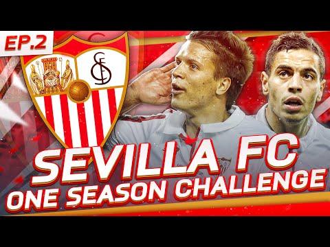 FIFA 16 Sevilla Career Mode S1E2 - €100 MILLION TO SPEND!