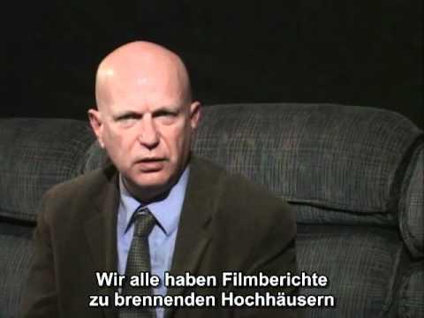 """Les Young (Hochhaus Architekt) - """"9/11: Explosive Beweise-Experten sagen aus"""" - deutsche UT"""