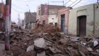HCJB Global Hands Responds to Peru Earthquake