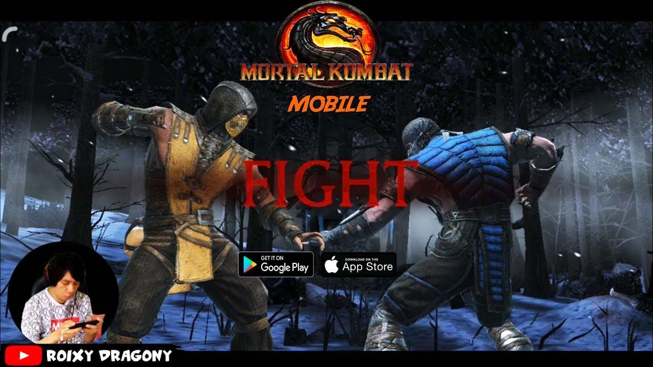 Duh Sades bet Dah !!! MORTAL KOMBAT X Mobile (ENG) Android Gameplay
